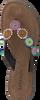 Meerkleurige LAZAMANI Slippers 75.451  - small