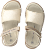 Gouden TOMMY HILFIGER Sandalen T1A2-00241  - small