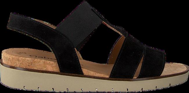 Zwarte GABOR Sandalen 501.1 - large