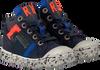 Blauwe RED-RAG Sneakers 13327  - small