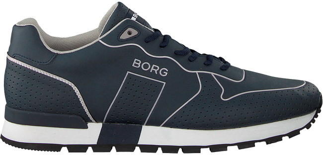 Blauwe BJORN BORG Sneakers LOW SNP - large