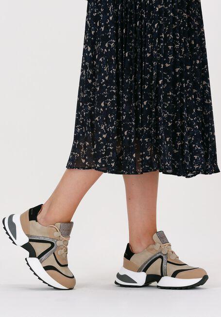 Beige ALEXANDER SMITH Lage sneakers MARBLE  - large