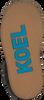 Roze KOEL4KIDS Enkelboots KO667  - small
