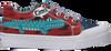 Blauwe GO BANANAS Lage sneakers GB_ALLIGATOR-L  - small