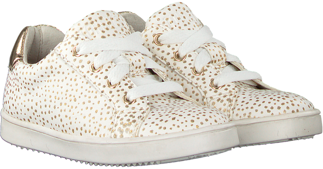 Witte TON & TON Lage sneakers OM120140  - large
