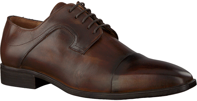 Cognac MAZZELTOV Nette schoenen 3817  - large
