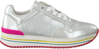 Witte BRAQEEZ Sneakers NORA NICE  - medium
