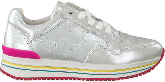 Witte BRAQEEZ Sneakers NORA NICE  - large