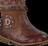 Bruine BRAQEEZ Lange laarzen 417510  - small