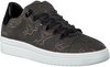 Zwarte NUBIKK Sneakers YEYE LIZARD WOMAN  - small