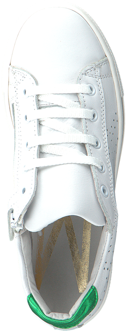 Witte SIMONE MATHIEU Sneakers 1590  - large