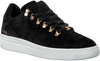 Zwarte NUBIKK Sneakers YEYE SUEDE WMN - small