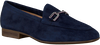 Blauwe UNISA Loafers DALCY  - small