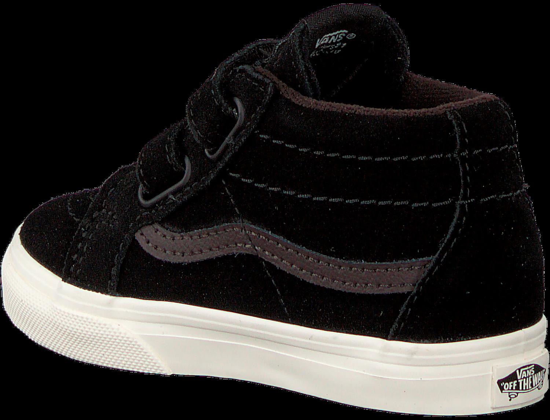 Black VANS Sneakers TD SK8 MID REISSUE V