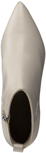 Witte GUESS Enkellaarsjes JELLY  - large