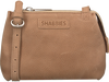 Bruine SHABBIES Schoudertas 261020033 - small