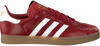 Rode ADIDAS Sneakers GAZELLE HEREN  - small