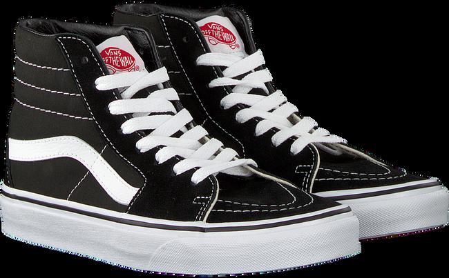 Zwarte VANS Sneakers SK8 HI WOMEN - large
