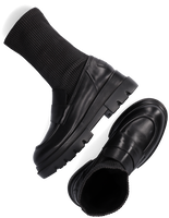 Zwarte SHABBIES Loafers 120020060  - medium
