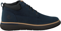 Blauwe TIMBERLAND Veterschoenen CROSS MARK CHUKKA  - medium
