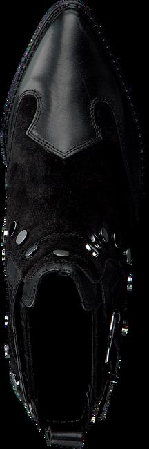 Zwarte BRONX Chelsea Boot 47086 - large