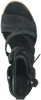 Blauwe VIA VAI Sandalen 4614047 - small