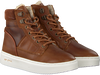 Cognac HIP Sneakers H2586 - small