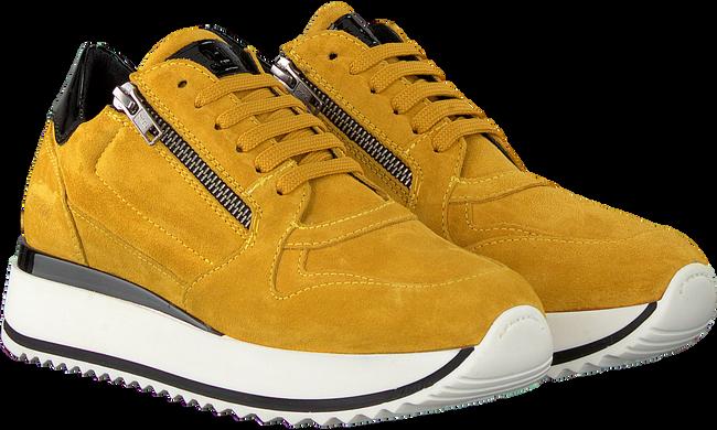 Gele RED-RAG Sneakers 76658  - large