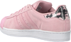 Roze ADIDAS Sneakers SUPERSTAR J - small