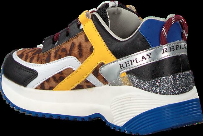 Meerkleurige REPLAY Sneakers KUMI  - large