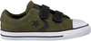 Groene CONVERSE Sneakers STAR PLAYER EV 2V OX KIDS - small