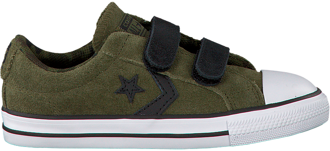 Groene CONVERSE Sneakers STAR PLAYER EV 2V OX KIDS - large