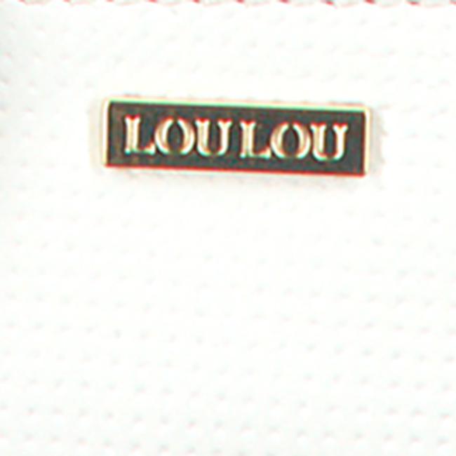 Witte LOULOU ESSENTIELS Schoudertas 09CROSSBODY PALETTE  - large