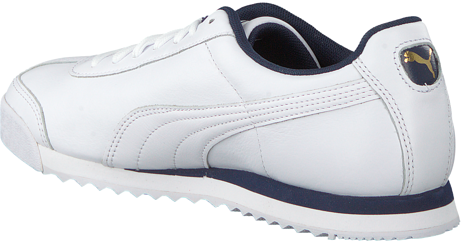421e923152d Witte PUMA Sneakers PUMA ROMA CLASSIC LEATHER - large. Next