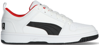 Witte PUMA Lage sneakers REBOUND LAYUP LO SL JR - medium