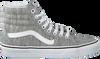 Grijze VANS Sneakers UA SK8-HI WOMEN  - small