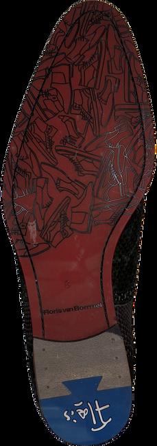 Groene FLORIS VAN BOMMEL Nette schoenen 19103  - large