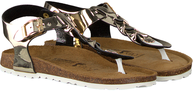 Gouden WARMBAT Sandalen ARNFELS - large