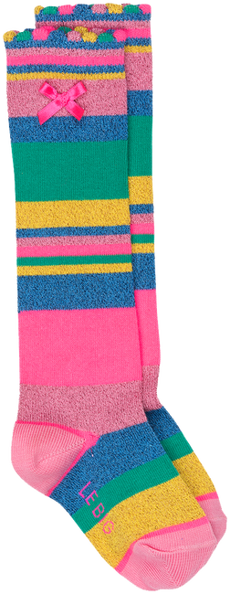Roze LE BIG Sokken JERALDINE KNEEHIGH - large