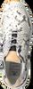 Witte FRED DE LA BRETONIERE Lage sneakers 101010132  - small