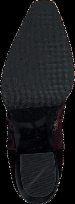 Rode MARIPE Enkellaarsjes 29009  - large