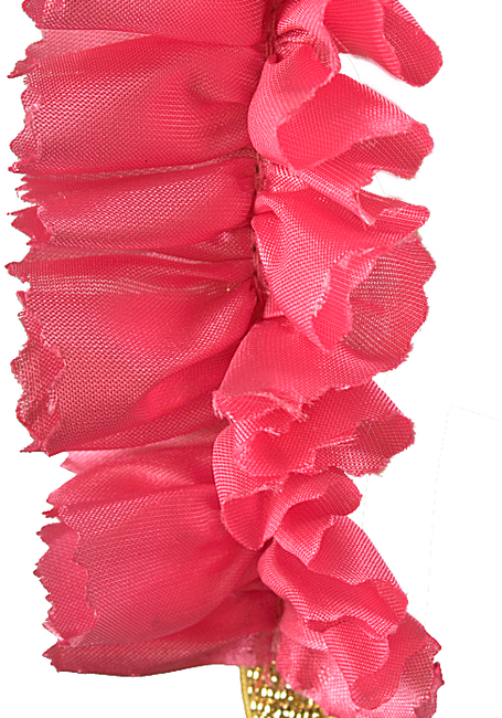Roze LE BIG Haarband NAVYA HEADBAND  - large