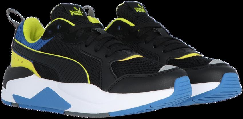 Zwarte PUMA Lage sneakers X-RAY JR  - larger