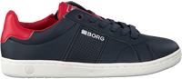 Blauwe BJORN BORG Lage sneakers T316 CLS  - medium