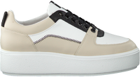 Witte NUBIKK Lage sneakers ELISE BLUSH  - medium