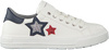 Witte TOMMY HILFIGER Lage sneakers 30615  - small
