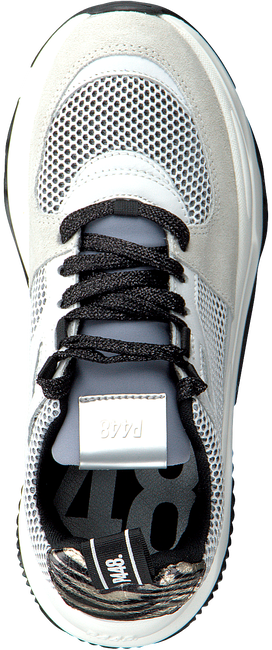 Witte P448 Lage sneakers LUKE WNM  - large