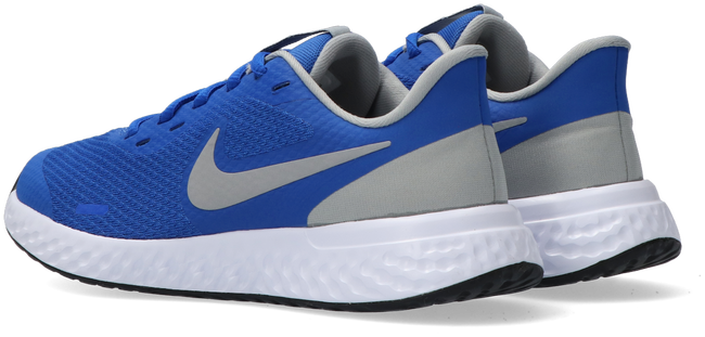Blauwe NIKE Lage sneakers REVOLUTION 5 (GS)  - large