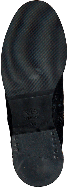 Zwarte VIA VAI Veterboots 5103017 - large