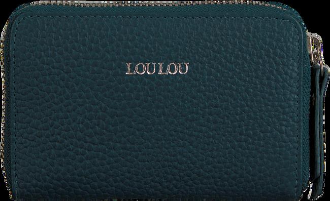 Blauwe LOULOU ESSENTIELS Portemonnee SLB4XS  - large